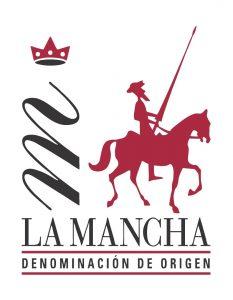Logotipo de Denominación de Origen La Mancha